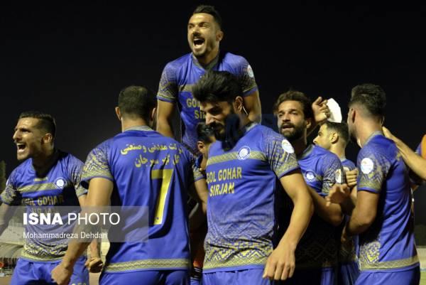 🔺 هفته دوم لیگ برتر فوتبال؛فجر سپاسی _ گل گهر