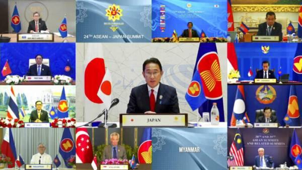🔺 حضور روسیه، آمریکا و چین در نشست آسهآن/ غیبت میانمار