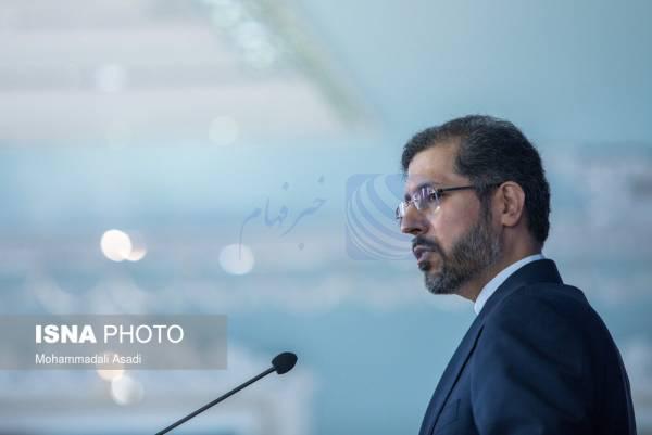 🔺 خطیبزاده: گزارش حقوق بشری سازمان ملل علیه ایران دارای اهداف سیاسی و مردود است