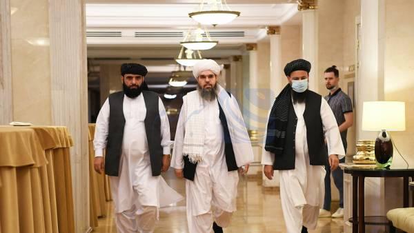 🔺 رستمی: شناسایی دولت جدید افغانستان با محوریت طالبان یک مساله دو جانبه است