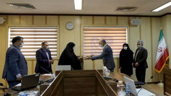 جلسه هیات امنای دانشگاه الزهرا با حضور وزیر علوم برگزار شد