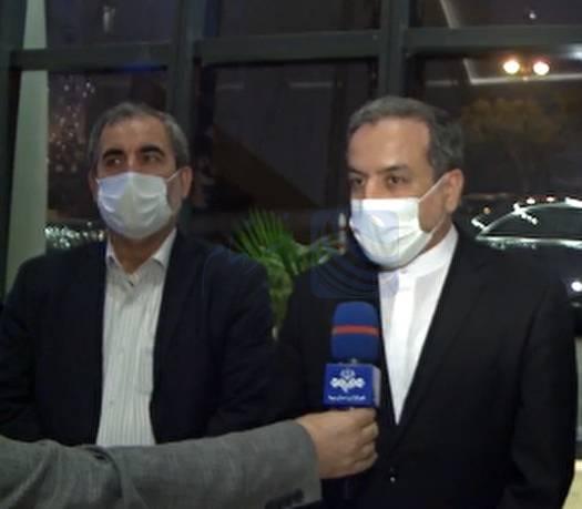ورود فرستاده ویژه رئیس جمهور ایران به باکو